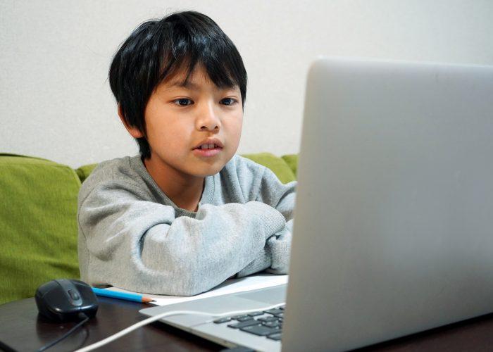 小学校 オンライン